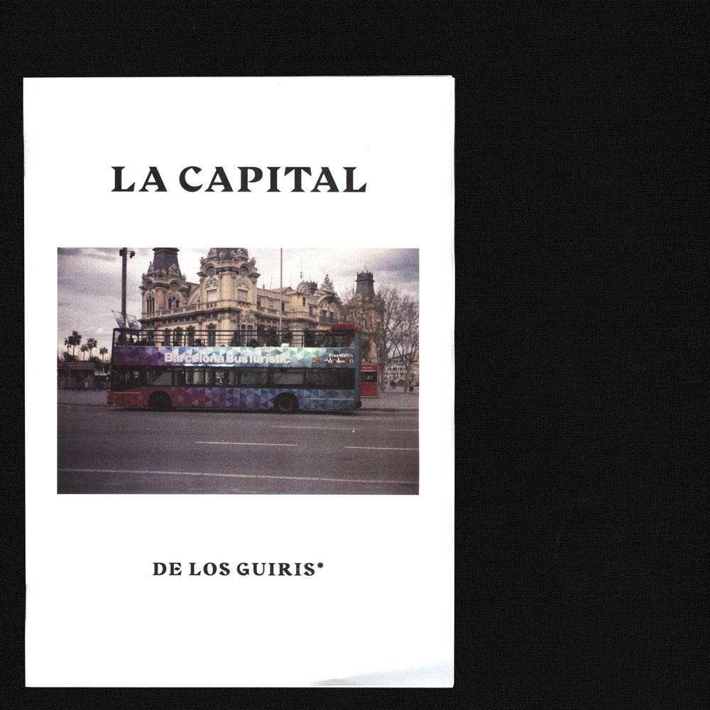 La Capital de los guiris, by Jan Reimann